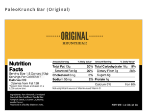 Original Krunch Bar