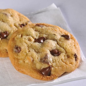 Tollhouse Chocolate Chip Cookie: Happens to be Pinterest's most popular pin!!